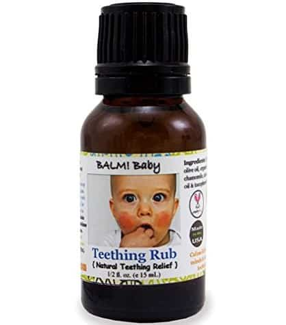 BALM! Baby Teething Rub!