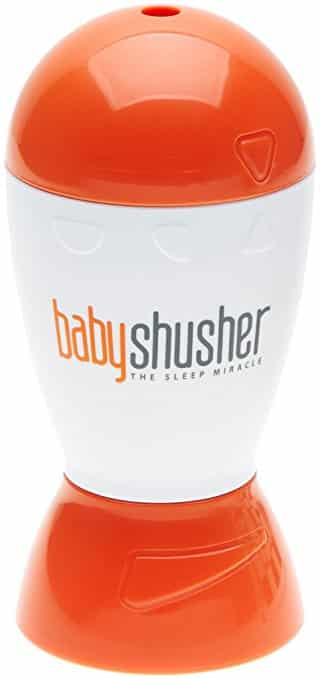 Baby Shusher The Soothing Sleep Miracle
