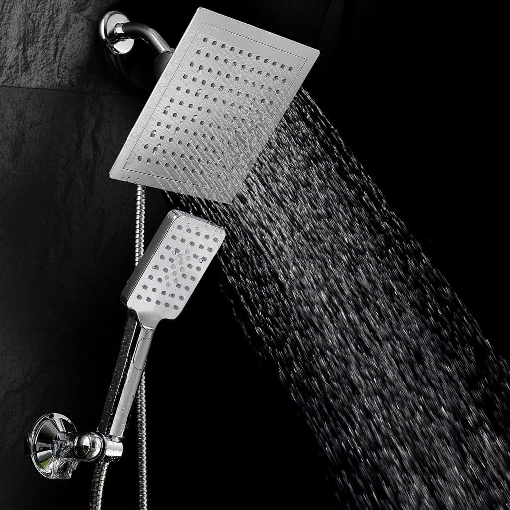 DreamSpa Ultra-Luxury Rainfall Shower Head