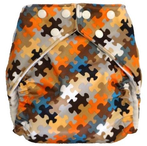 Fuzzibunz One Size Elite Cloth Diapers