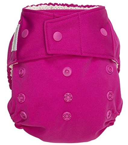 GroVia Shell Snap Closure Baby Diaper