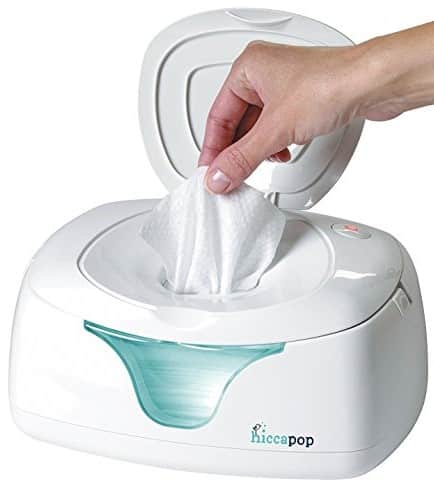Hiccapop Wipe Warmer and Dispenser