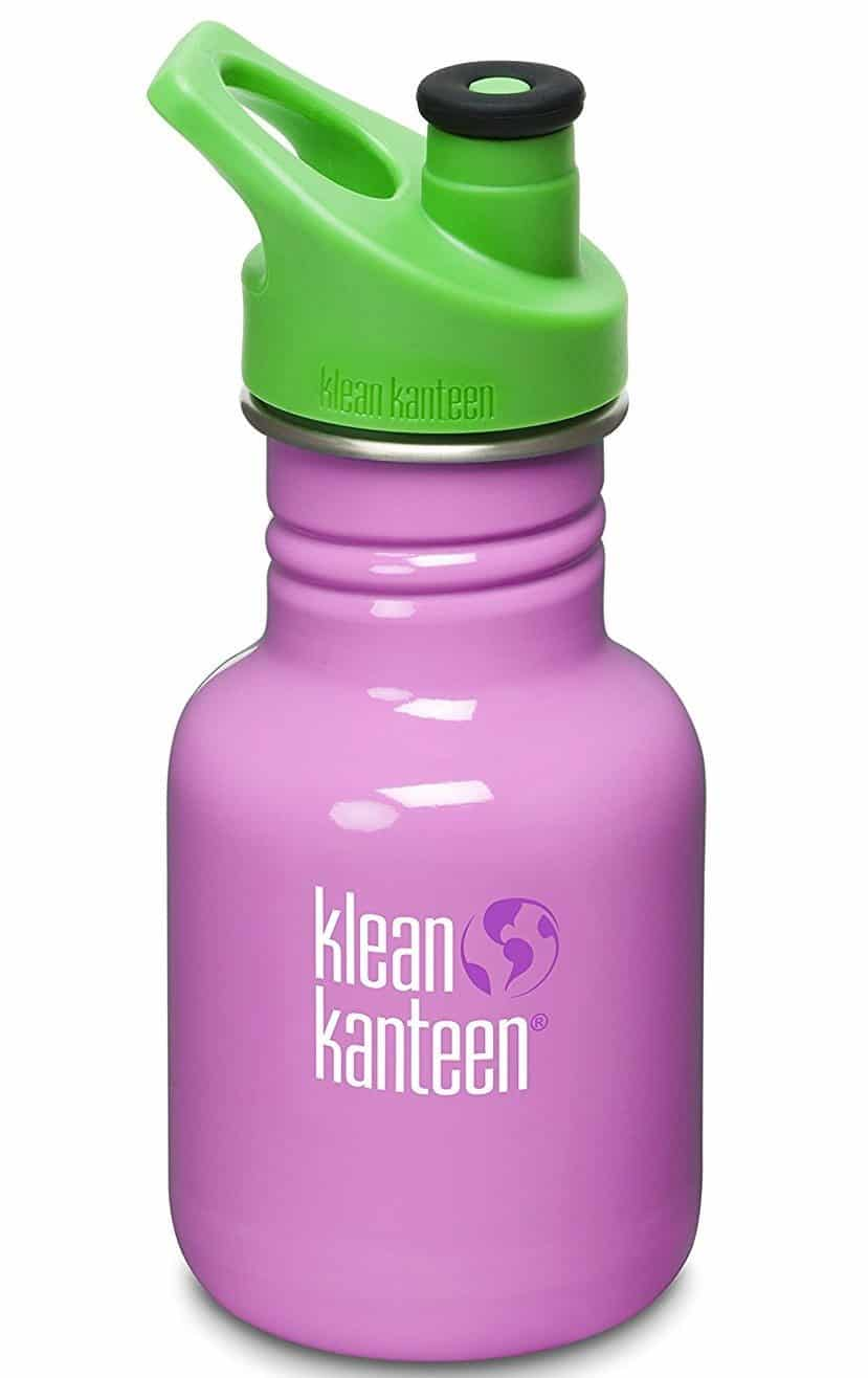 Klean Kanteen Kid Stainless Steel Bottle