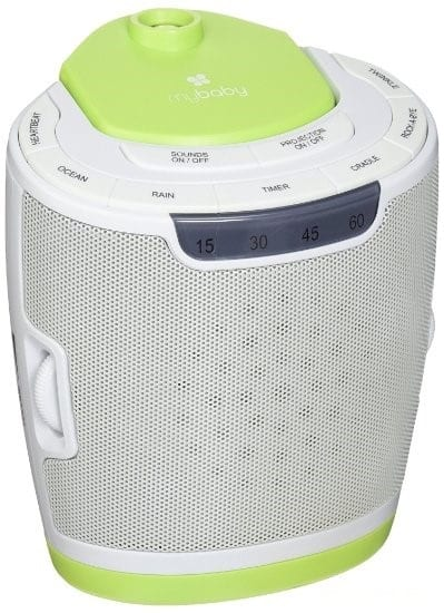 MyBaby Soundspa Lullaby Sound Machine