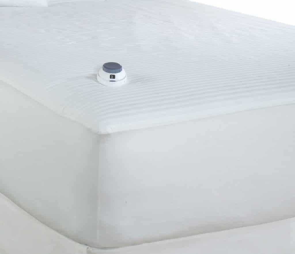 Serta 233-Thread Count Heated Mattress Pad