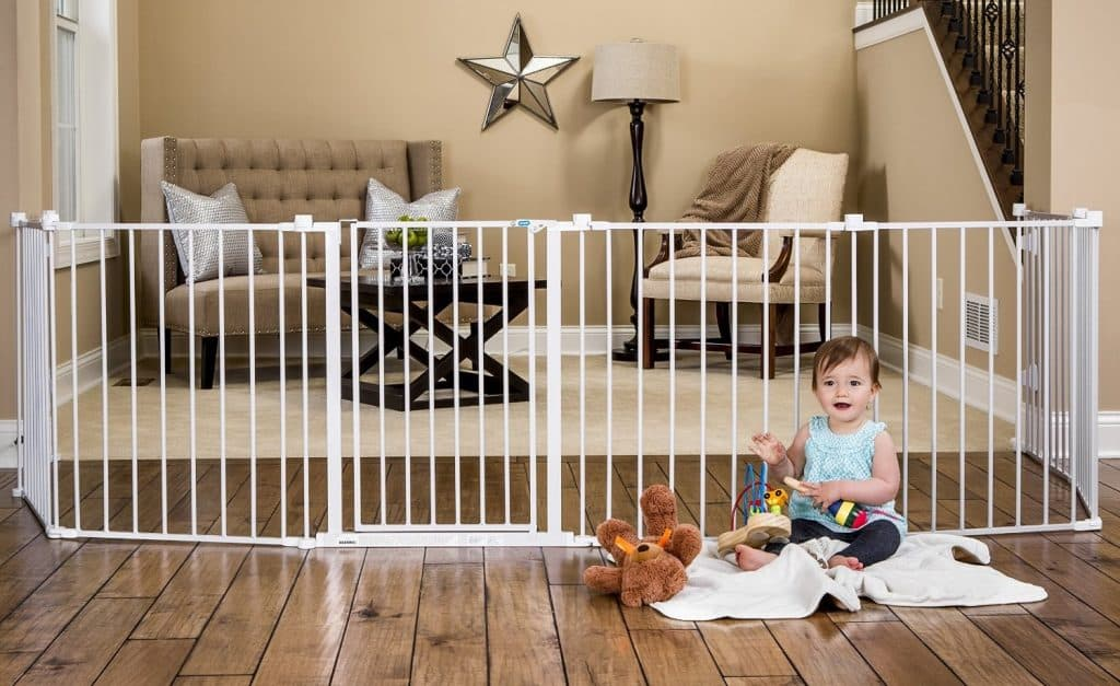 Top 5 Best Baby Safety Gates 2018 Reviews Parentsneed