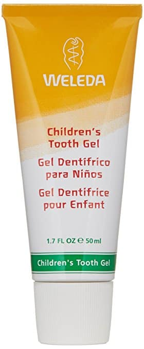 Weleda Childrens Tooth Gel