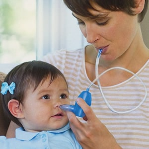 Infant Nasal Congestion: What Should Parents Do?