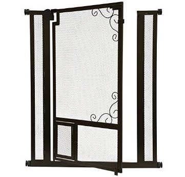 Top 5 Best Baby Gates With Pet Door 2018 Reviews