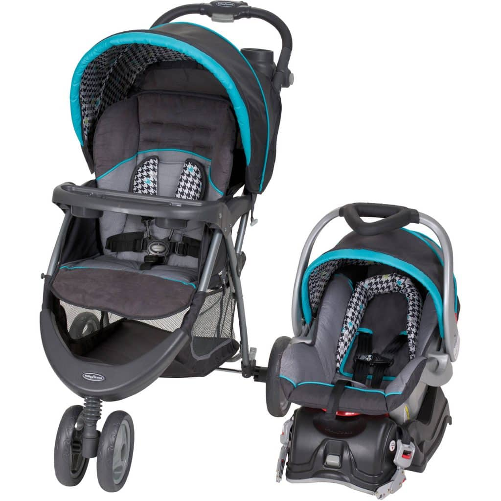 Seater Stroller With Car Seats