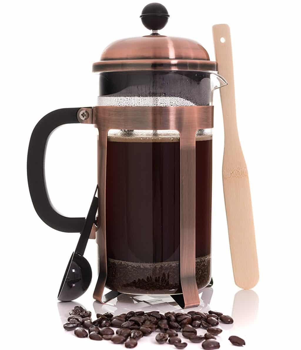 Cafe Crush Club French Press Coffee Infuser