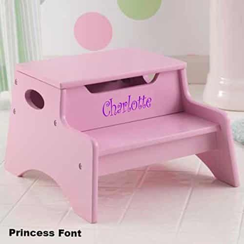 DIBSIES Step Stool with Storage