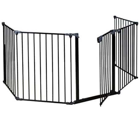 Eaglelnw Safety Gate Fence For Pet Dog Cat and Baby
