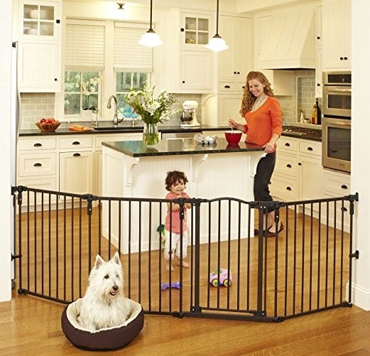 North States Superyard 3 In 1 Baby Gate