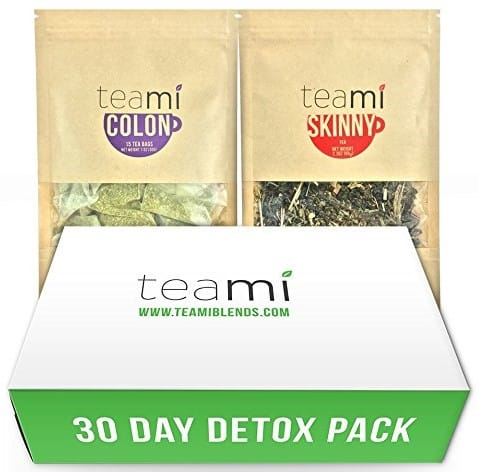 Teami Blends Natural Detox Tea