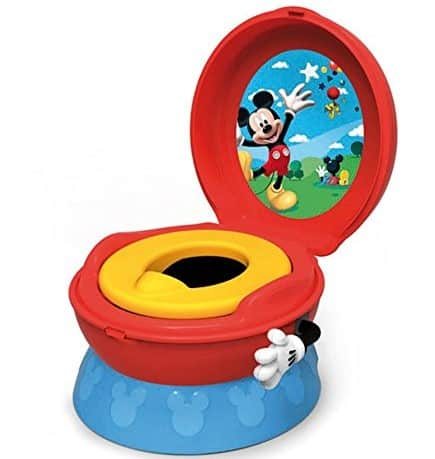 The First Years Disney Potty System