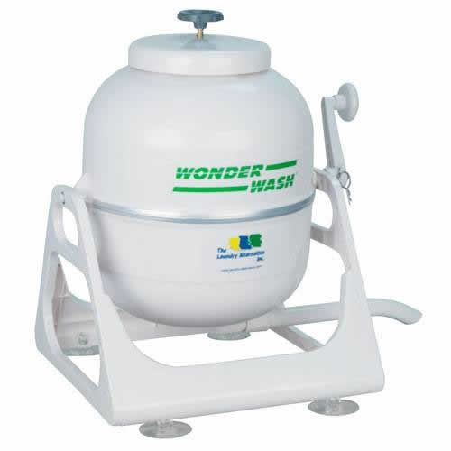 The Laundry Alternative Wonderwash Compact Washing Machine