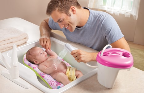 Ultimate Guide for Bathing a Newborn the Right Way | ParentsNeed