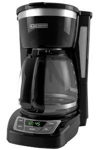 BLACK+DECKER CM1160B 12 Cup Programmable Coffee Maker
