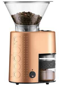 Bodum 10903-73US-1 Electric Burr Coffee Grinder