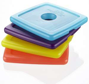 Fit & Fresh Cool Coolers Slim Lunch Ice Packs