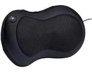 Liba Shiatsu Neck and Back Massager Pillow
