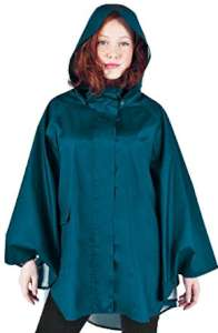 November Rain Waterproof Poncho