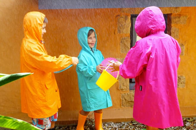 Top 5 Best Raincoats for Kids