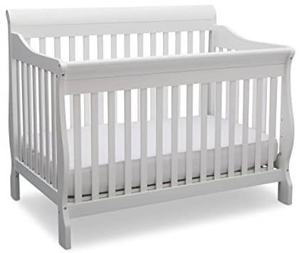 Delta Children Canton 4- in-1 Convertible Crib