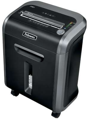 Fellowes Powershred 79Ci Cross-Cut Paper Shredder-400