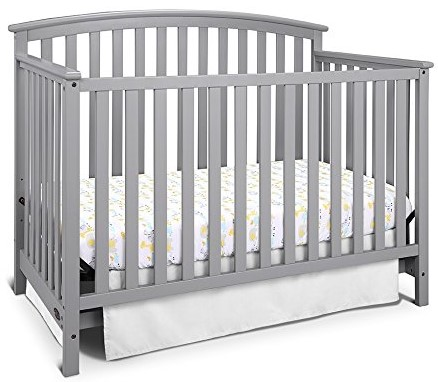 Graco Freeport 4-in-1 Convertible Crib