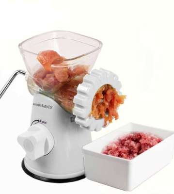 KitchenBasics Food Meat Grinder