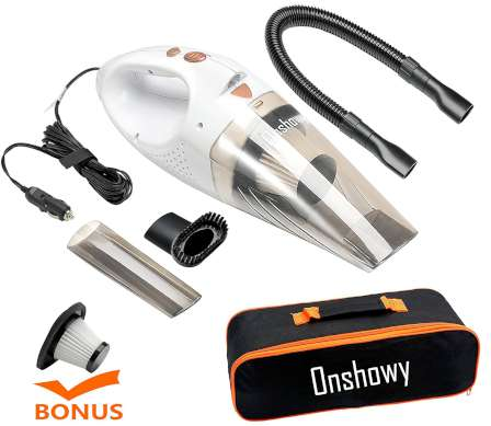 Onshowy Hand-held Auto Vacuum Cleaner