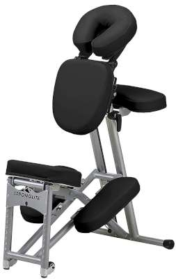 STRONGLITE Ergo Pro II Portable Massage Chair