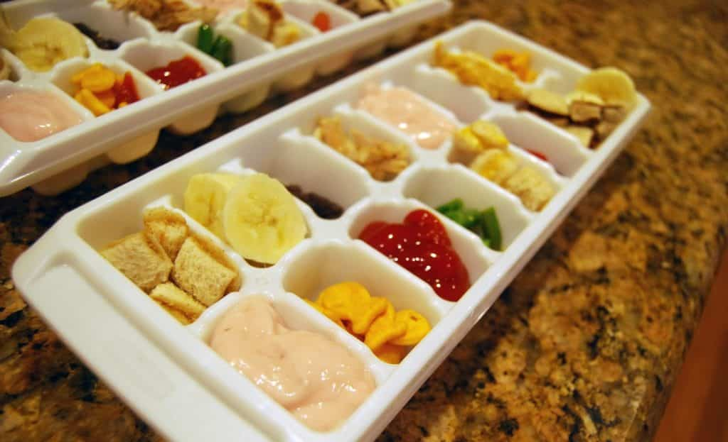 Top 5 Best Ice Cube Tray for Baby Food