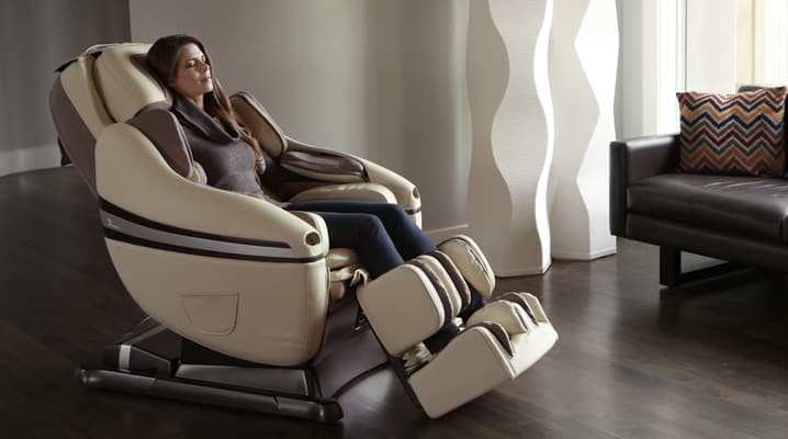 Top 5 Best Recliner Massage Chairs