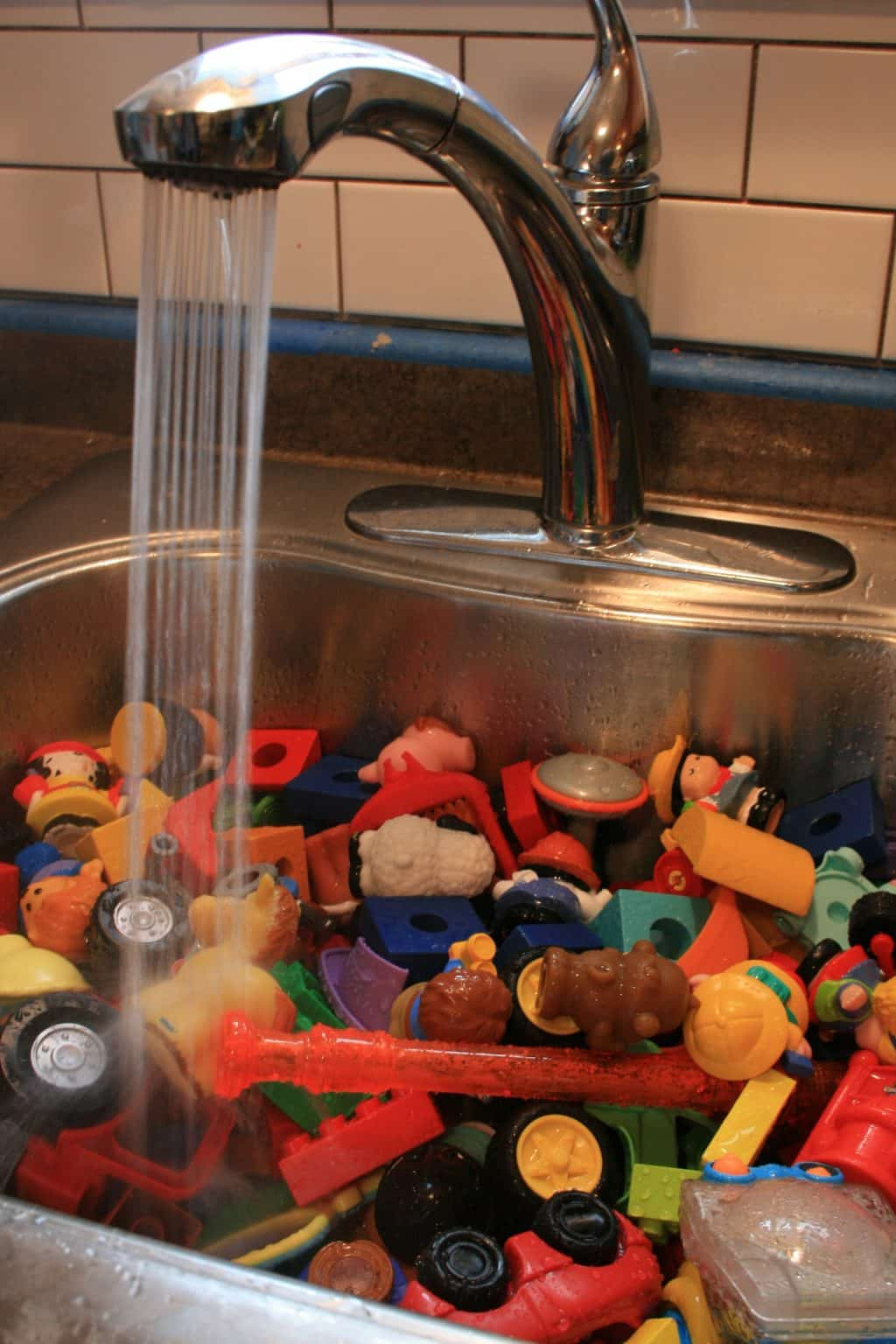 How to Disinfect Toys Properly
