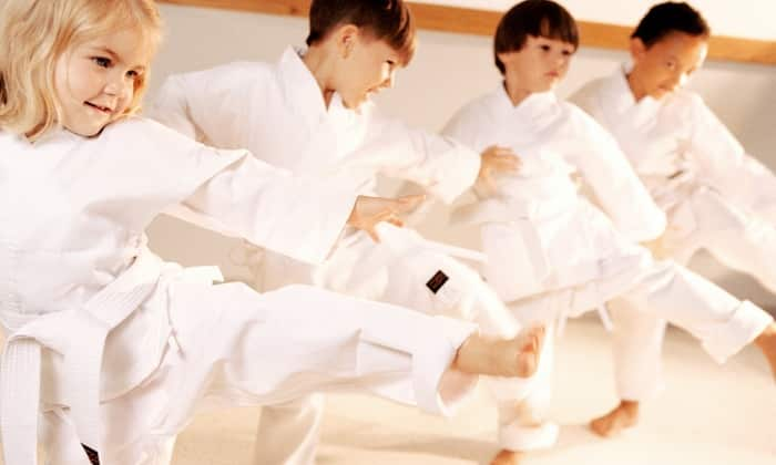 5 Best Martial Arts for Kids