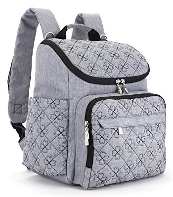 Diaper Bag Backpack by HYBLOM