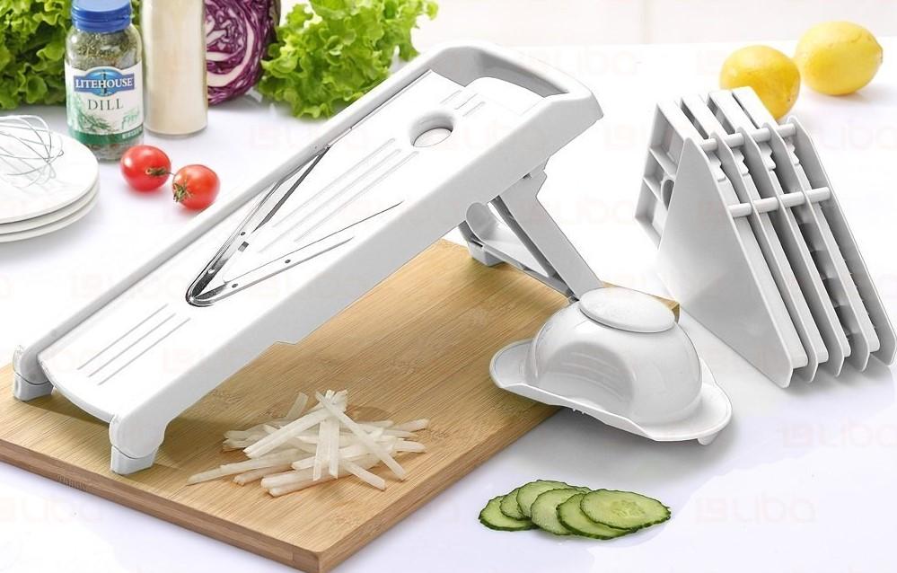 LiBa Mandoline Slicer - Multipurpose Slicer