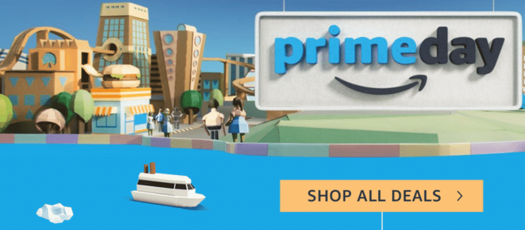 All prime deals in one place