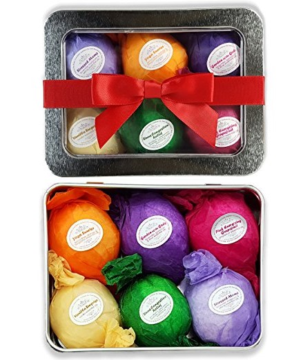 Bath Bomb Gift Set Kit