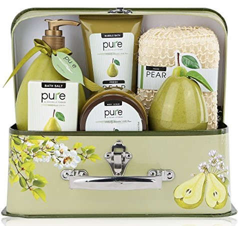 Essence of Luxury Spa Gift Basket