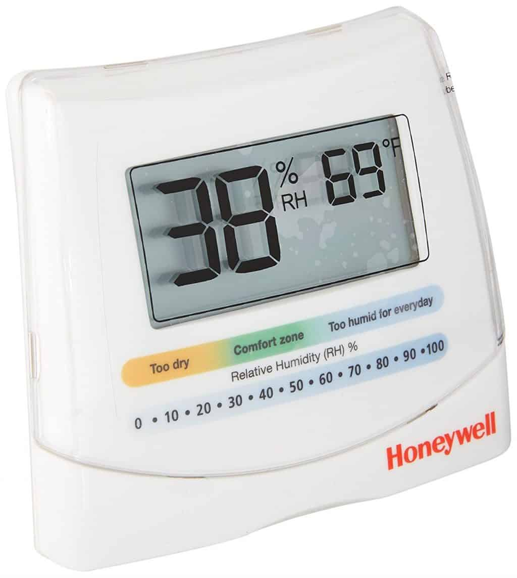 Honeywell Humidity Monitor
