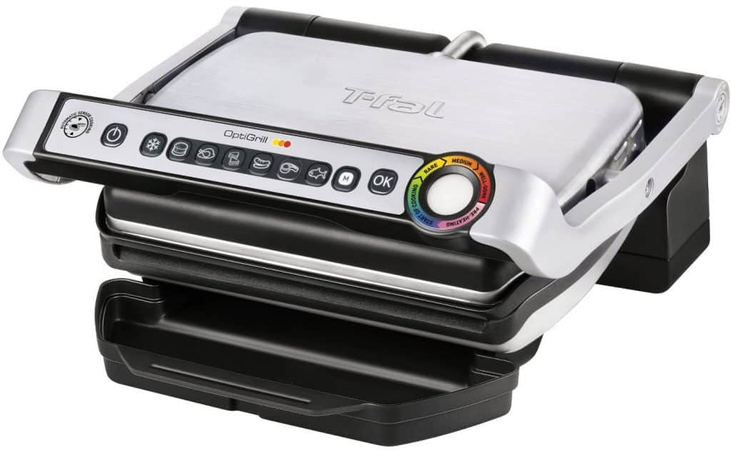 T-fal GC702 OptiGrill Indoor Electric Grill