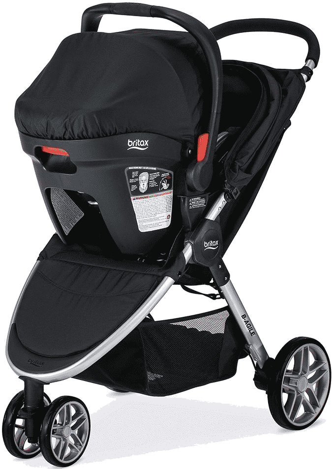 Britax B Safe 35 >> Top 5 Best Car Seat Stroller Combo | 2018 Reviews | ParentsNeed