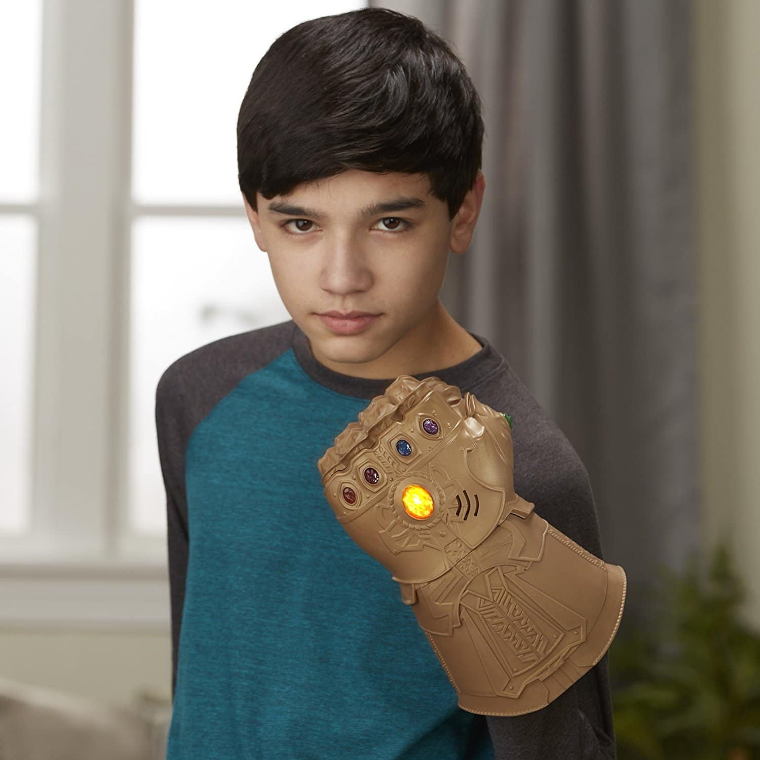 marvel electronic fist