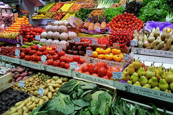 Eat More Fruit and Vegetables for you and your family