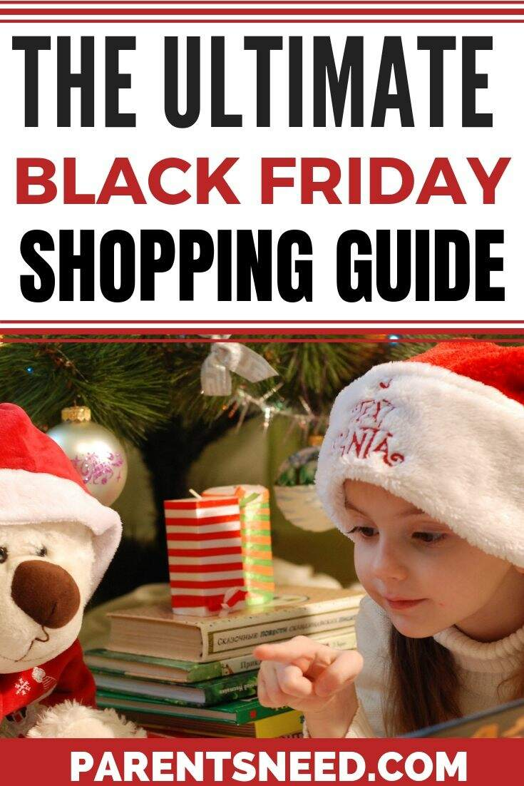 Ultimate Shopping Guide to Black Friday
