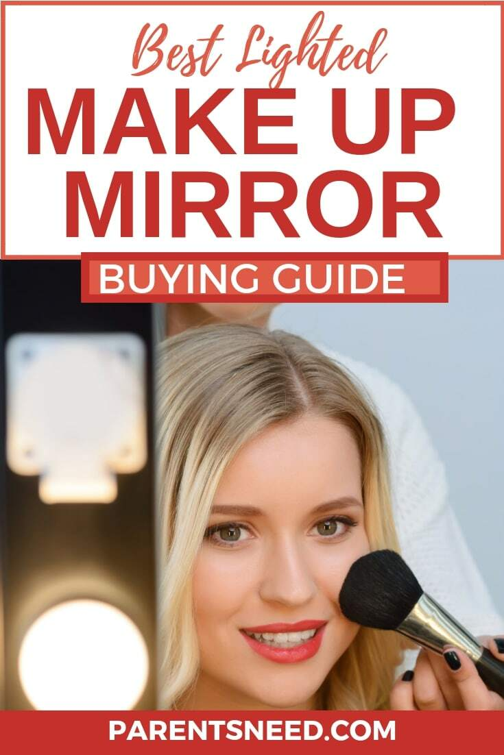 Top 5 Best Lighted Makeup Mirror